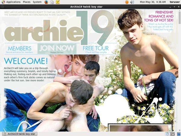 Archie 19 Porno