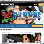 Big Naturals With Prepaid Card