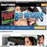 Bignaturals.com Paswords