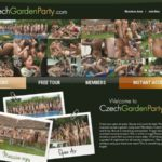 Czech Garden Party Valid Account