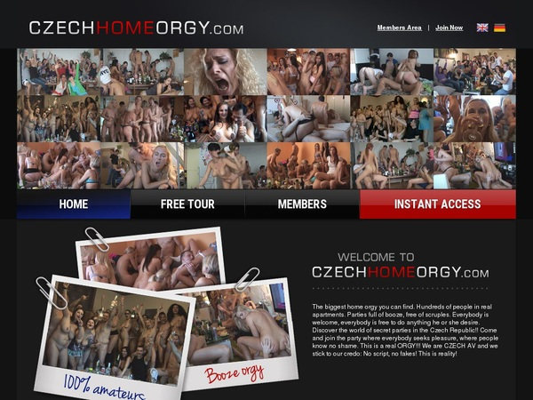 Czechhomeorgy Free Premium Passwords