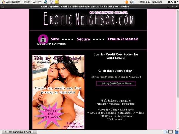 Erotic Neighbor Xxx