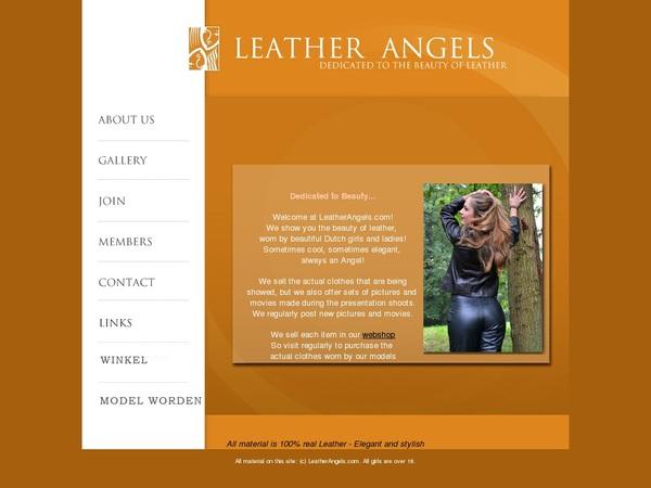 Leatherangels.com Login Password