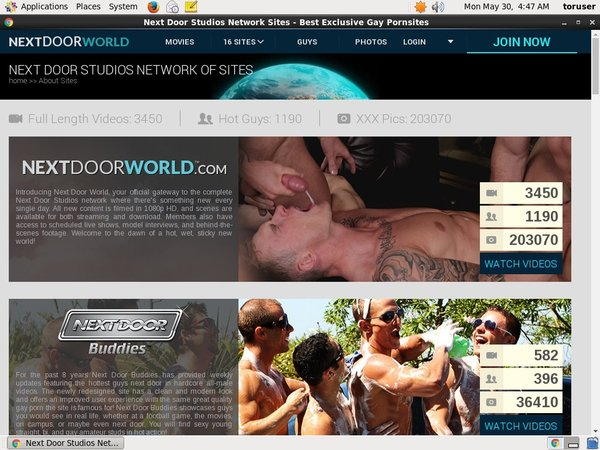 Next Door Male Passwords Free