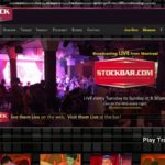 Stock Bar Join With ClickandBuy
