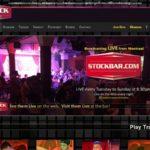 Stock Bar Kennwort