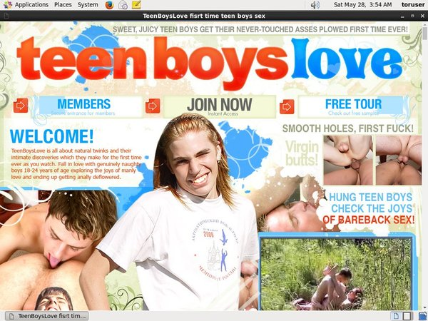 Teenboyslove Join With SMS