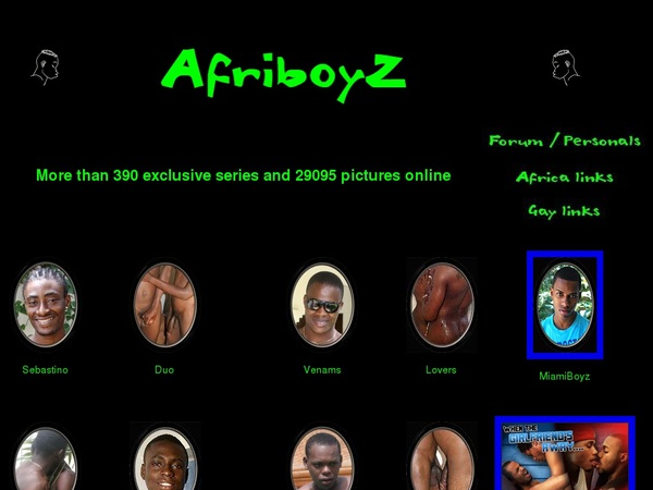 Watch Afriboyz