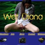 Wet Diana Discreet Billing