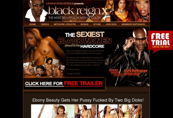 Black Reign X Rabatt