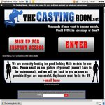 The Casting Room With Bank Pay