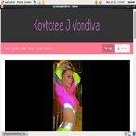 Koytoteejvondiva.modelcentro.com Discount Deal