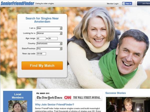 New Free Senior Friend Finder Account