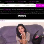 Czasting.com 注册帐号