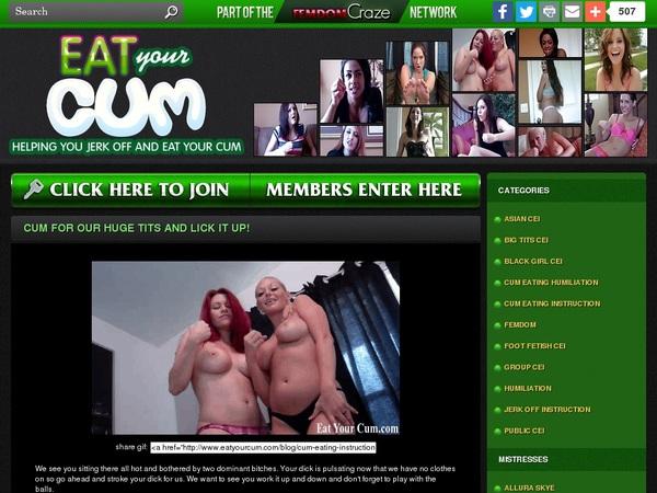 Full Eat Your Cum Videos
