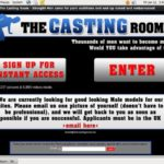 The Casting Room With JCB Card