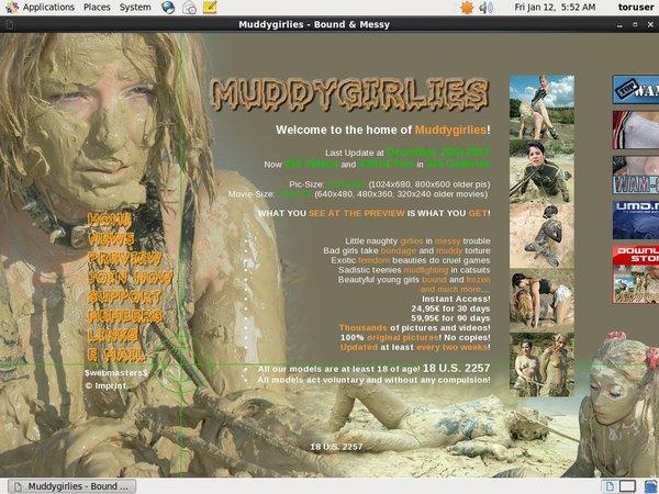 Muddy Girlies Acc
