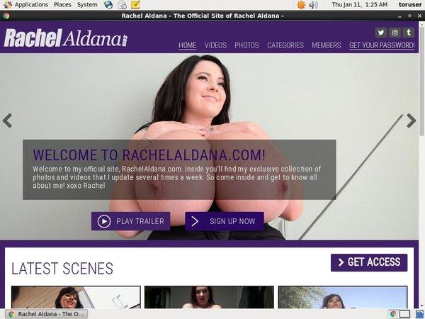Rachel Aldana Premium Login
