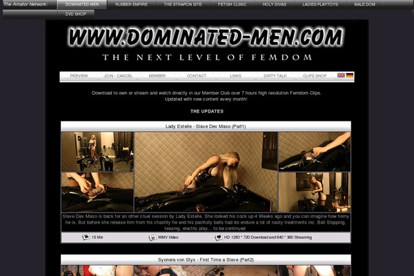 Dominatedmen With Paypal