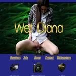 Wet Diana Verotel
